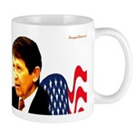 Brew Peace Dennis Kucinich Coffee Mug
