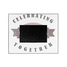 Vintage 60th Wedding Anniversary Picture Frame