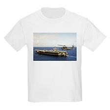 USS Carl Vinson Ship's Image T-Shirt