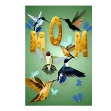 MOM-For to the birds Postcards (Package of 8)