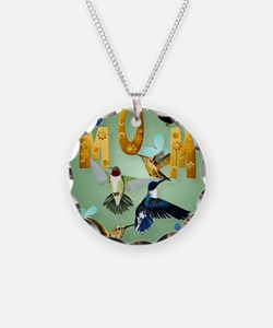 MOM-For to the birds Necklace
