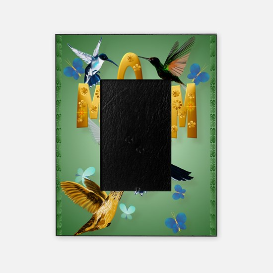 MOM-For to the birds Picture Frame