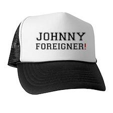 JOHNNY FOREIGNER! Trucker Hat