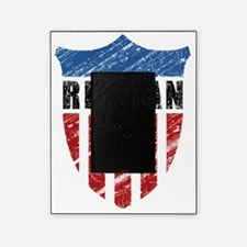 Reagan Patriot Shield Picture Frame
