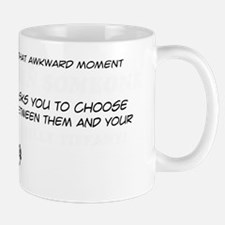 Funny gifts for the Chantilly Tiffany C Mug