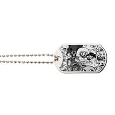meme collage Dog Tags