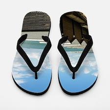 Isle of Wight Beach Huts Flip Flops