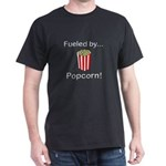 Fueled by Popcorn Dark T-Shirt