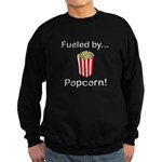 Fueled by Popcorn Sweatshirt (dark)