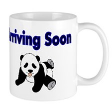 Arriving Soon Mug