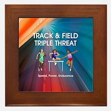 trackspefsq Framed Tile
