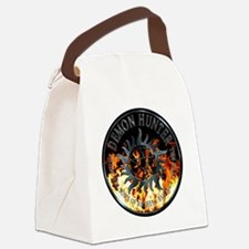 Demon hunter protection Symbal Ri Canvas Lunch Bag