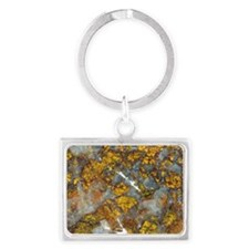 Beautiful Scan of Sonoma County Landscape Keychain