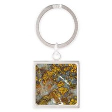 Beautiful Scan of Sonoma County Ja Square Keychain