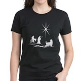 Afghan hound christmas star Tops