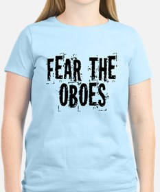 Funny Oboe Fear T-Shirt