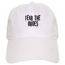 Funny Oboe Fear Cap