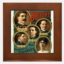 Brooke and his famous soloists - Strobridge - 1903