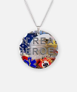 Real Heroes Civilian Necklace