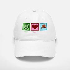 peacelovegerbilswh Baseball Baseball Cap