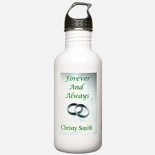 Forever And Always Boo Water Bottle