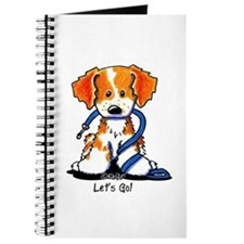 Let's Go! Brittany Journal