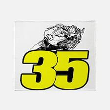 35top Throw Blanket