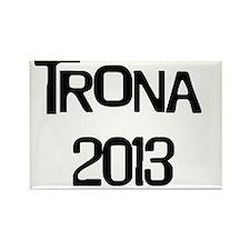 Trona 2013 Rectangle Magnet