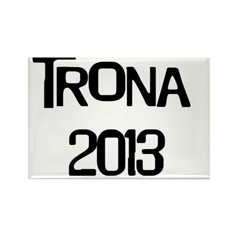 Trona 2013 Rectangle Magnet
