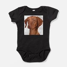 Vizsla Head Shot - Infant Creeper Body Suit