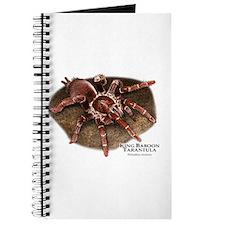 King Baboon Tarantula Journal