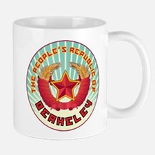 PEOPLE'S REPUBLIC OF BERKELEY MUG