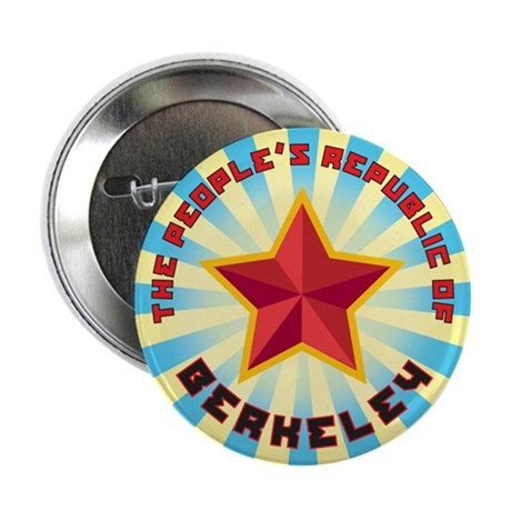 PEOPLE'S REPUBLIC OF BERKELY BUTTON (10 PACK)