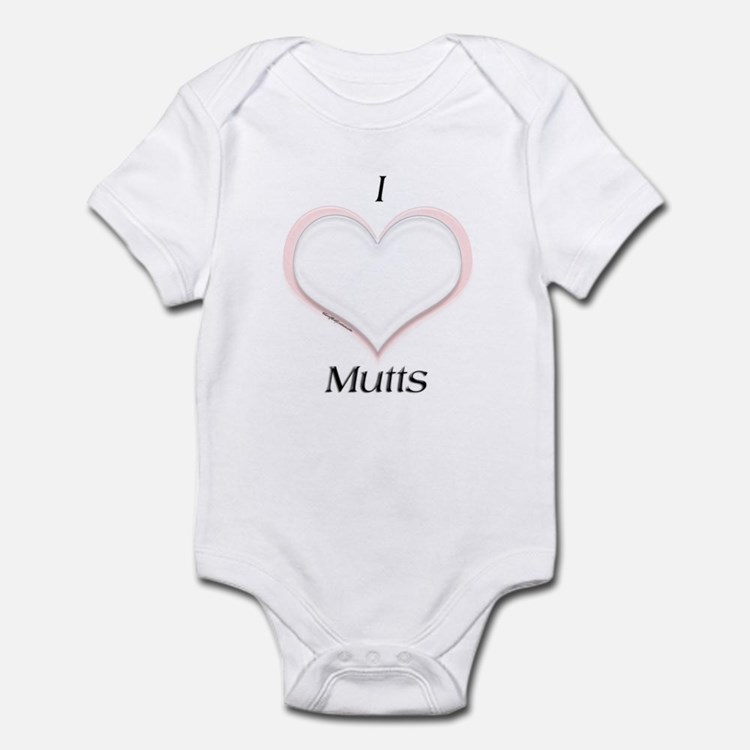 Mixed 4 Infant Bodysuit