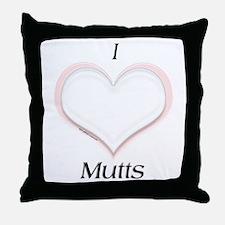 Mixed 4 Throw Pillow