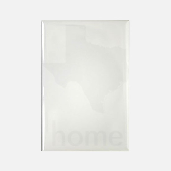 Home Rectangle Magnet