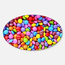 Colorful Candies Decal