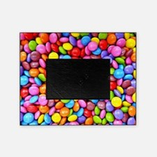 Colorful Candies Picture Frame