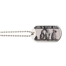 Lessons Learned the Hard Way... Dog Tags