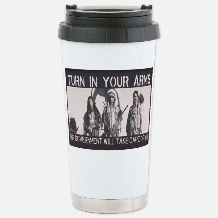 Lessons Learned the Har Travel Mug