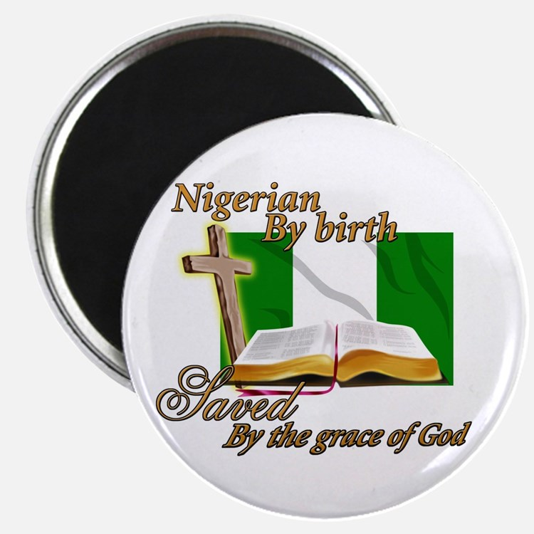 Nigerian by birth Magnet