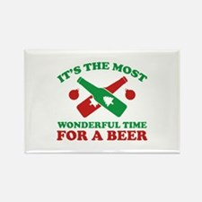 It's The Most Wonderful Time For A Beer Rectangle