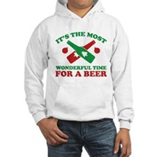 It's The Most Wonderful Time For A Beer Hoodie