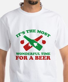 It's The Most Wonderful Time For A Beer Shirt