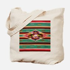 Southwest Weaving Tote Bag