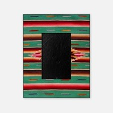 Southwest Weaving Picture Frame