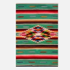 Southwest Weaving Postcards (Package of 8)