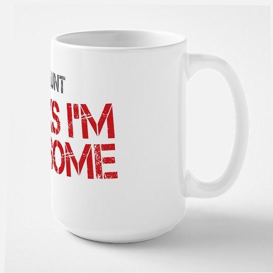 Aunt Awesome Large Mug