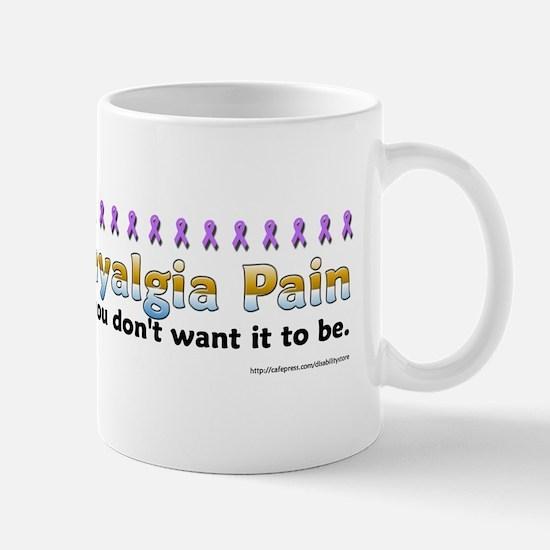 Fibromyalgia Pain Mug