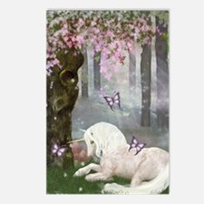 A Unicorn of Velventera Postcards (Package of 8)
